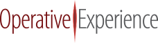 Operative Experience, Inc. Mobile Logo