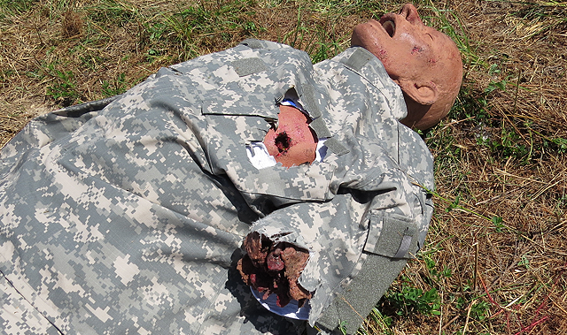 Tactical Casualty Care Simulator 4